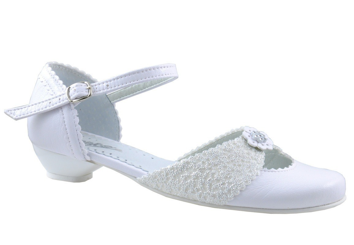 Wedding Communion Shoes communion shoes christening outfits gowns baptism wear white leather first holy style 612