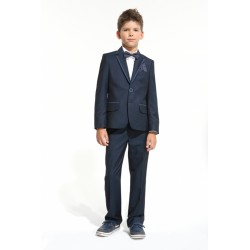 2 Piece Navy Communion/Special Occasions Suit Style JOHN