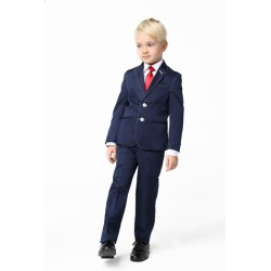 2 Piece Navy Communion/Special Occasions Suit Style OLAF