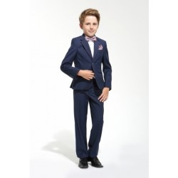 2 Piece Navy Communion/Weddings/Special Occasions Suit Style DAWID R