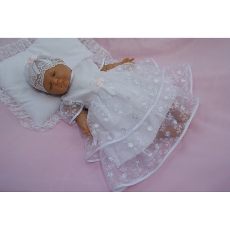 Baby Girls Christening Dress Style BLANCHE S2
