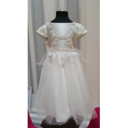 Ivory Flower Girls Dress Style ROXI