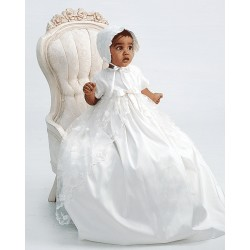 Heirloom-Style Stunning Christening Gown from Sarah Louise 1133