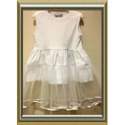 White Petticoat from Couche Tot