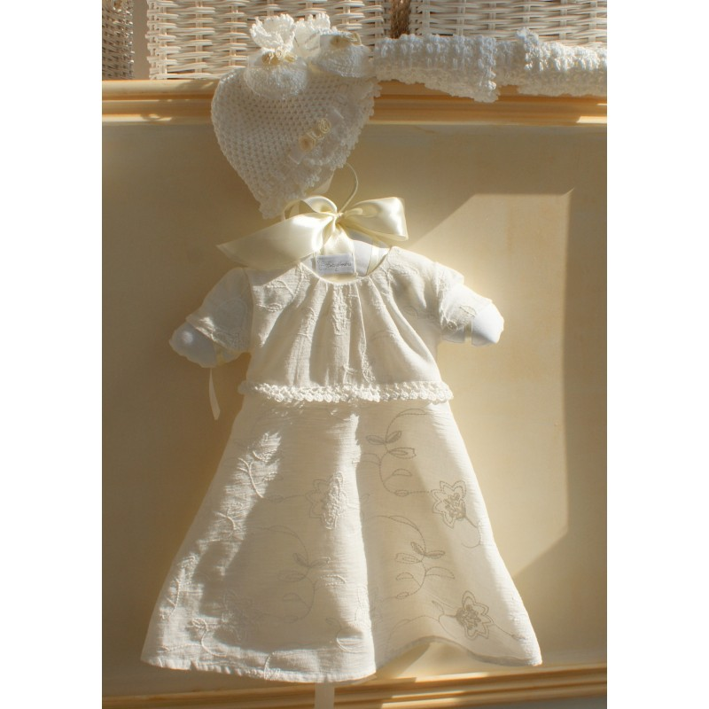 Christening Special Occasion Outfit For Girl