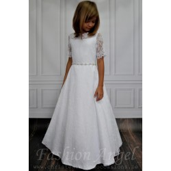 Lovely Lace Communion Dress style Milena