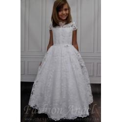 Unusual First Communion Dress style Julietta