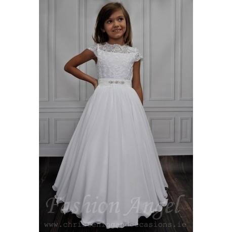 Delightful Communion Dress style Aurora