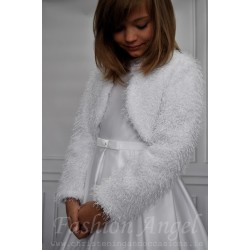 Lovely First Communion/Special Occasion Bolero style CB04