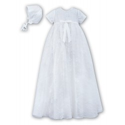 Sarah Louise Lace Christening Gown style 1092s