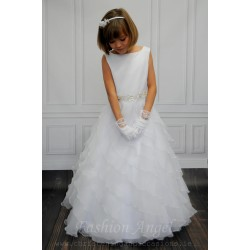 Lovely Handmade First Holy Communion Dress style Cloe