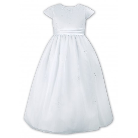First Holy Communion Dress By Sarah Louise Style 090017