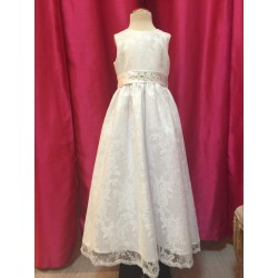 Lace Communion Dress style Sapphirne