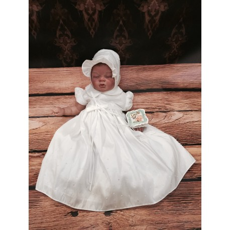 Ivory Christening Dress Style 607030