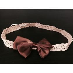 Lovely Headband in Shades of Bronze op112