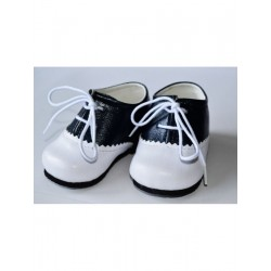 Baby Boy White and Navy Blue Christening /Special Occasion/Casual Shoes D011