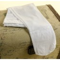 First Holy Communion Plain White Tights