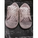 Couche Tot Ivory Christening/Special Occasions Diamonds Shoes Style 314119