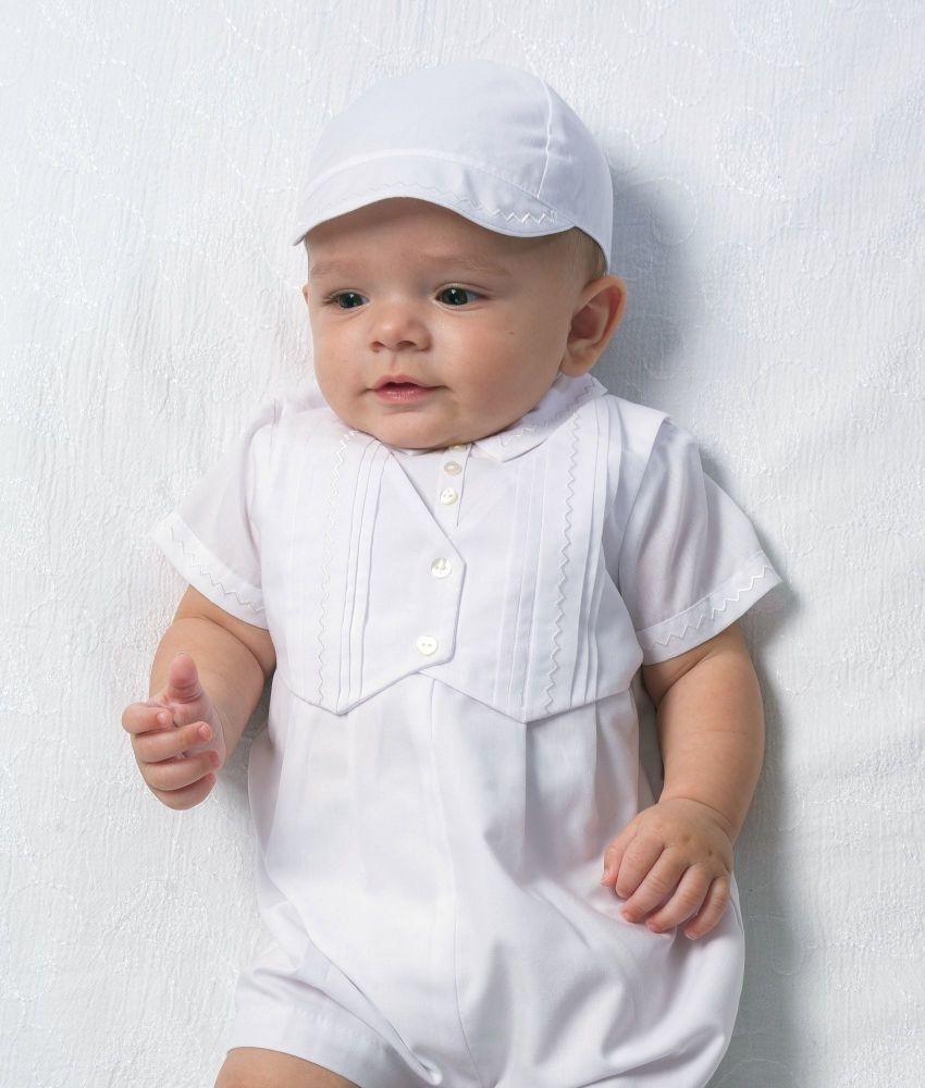 Baptism Outfit For Toddler Boy | Lauren Goss