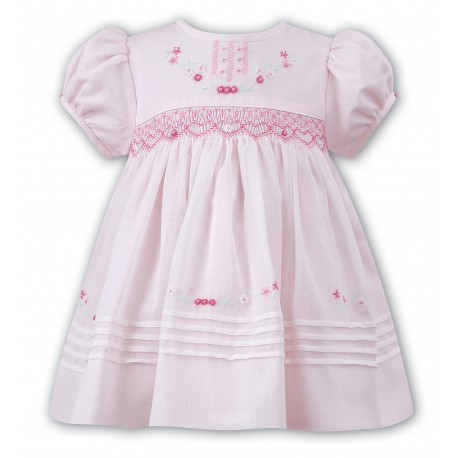 Sarah Louise Special Occasion Pink Dress Style 010672