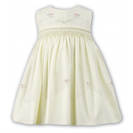 Sarah Louise Special Occasion Lemon Dress Style 010667