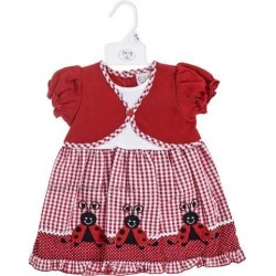 Lovely Ladybird Dress Style no: 63JTC2229