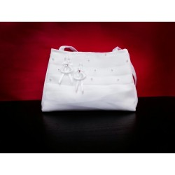 First Holy Communion White Handbag Style 4878