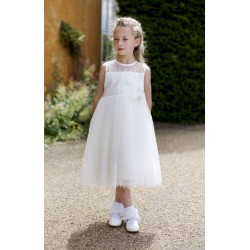 Amazing Ivory Flower Girls /Special Occasion Dress style CT123
