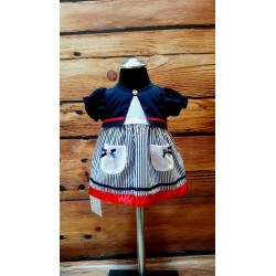 Cute 2 pcs Summer Outfit for Little Girl style 63JTC885