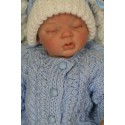 Knitted Baby Boy Cardigans and Capes