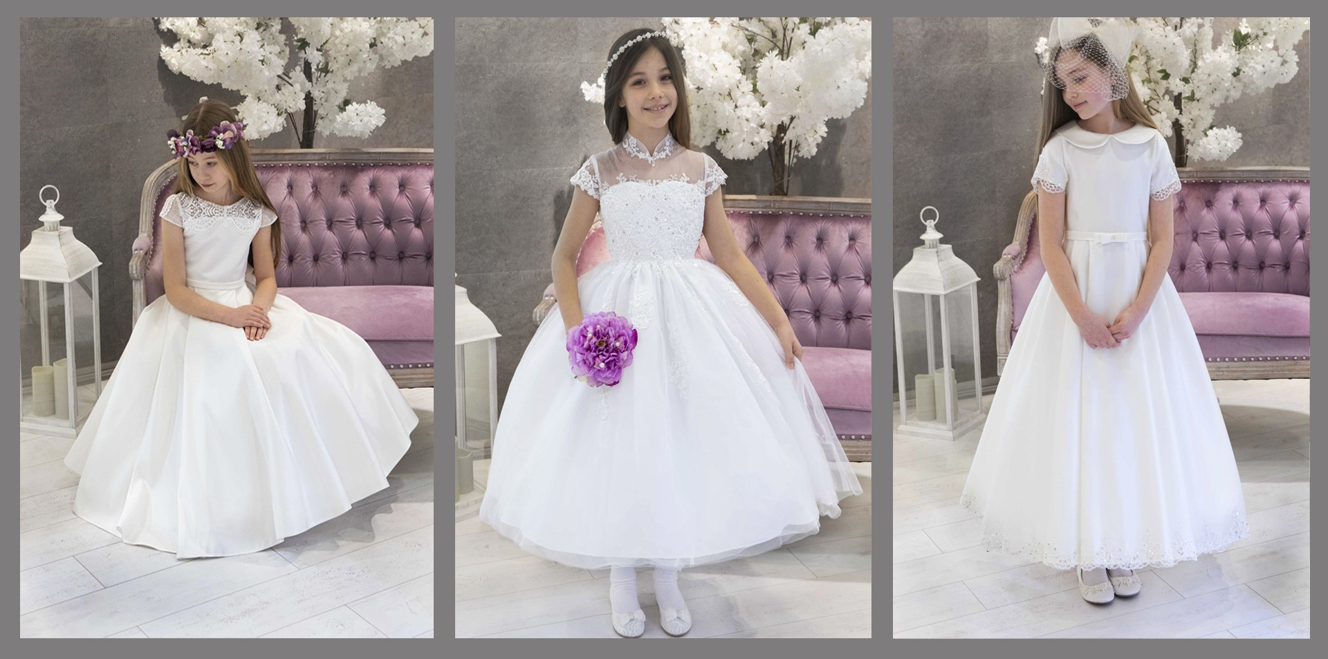 communion dresses drogheda