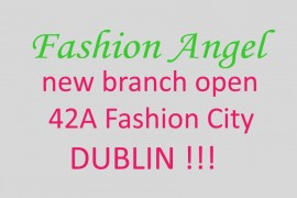 Fashion Angel Dublin